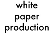 white paper production